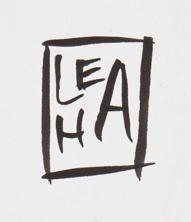 LEAH logo